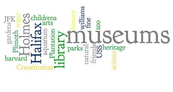 Library Museum Passes