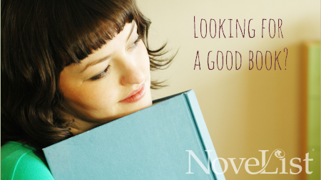 LOOKING FOR A GOOD BOOK?  NOVELIST