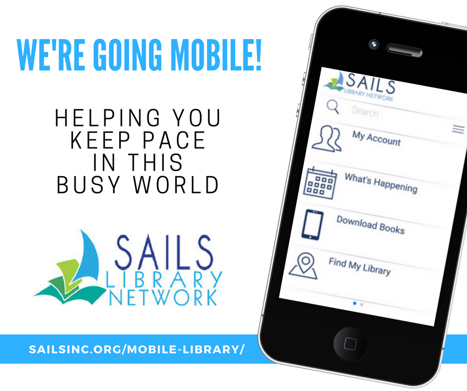 DOWNLOAD THE SAILS MOBILE APP