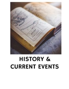 new History and Current events books