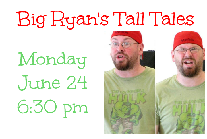 Big Ryan's Tall Tales